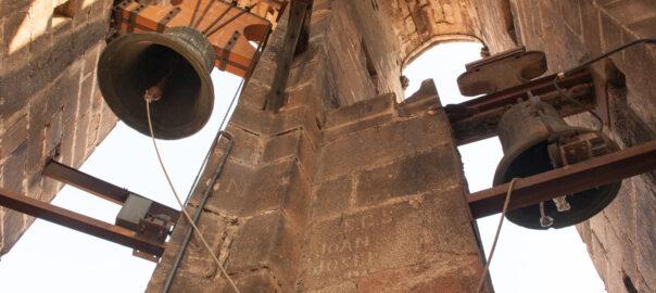 Campanar de Santa Maria del Pi - Barcelona