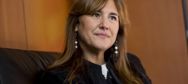 Laura Borràs candidata Junts
