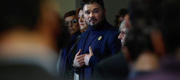 reunió ERC PSOE