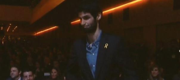 Xavier Rosa llaç groc