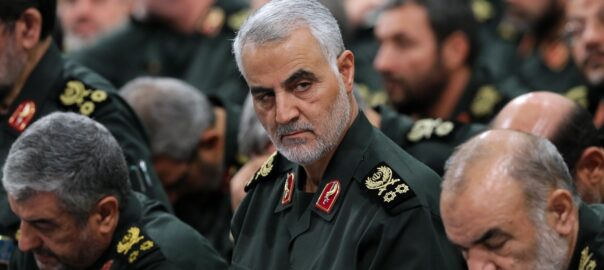 assassinat soleimani