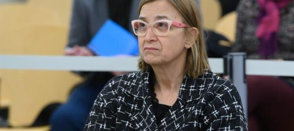 Teresa Laplana judici