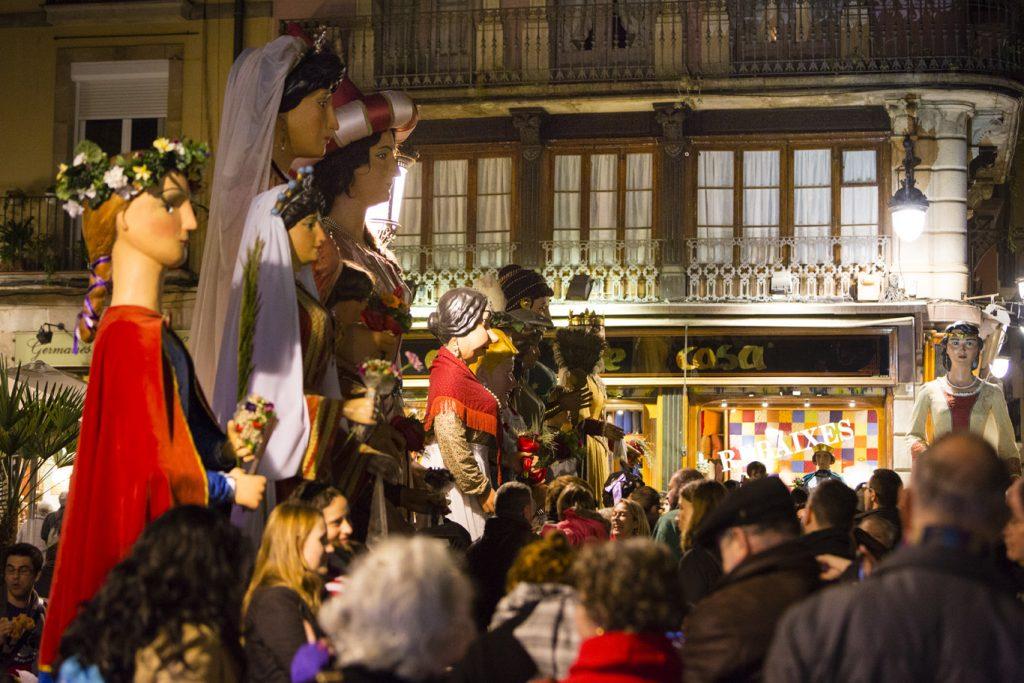 La Passejada de les Laies - Festes de Santa Eulàlia