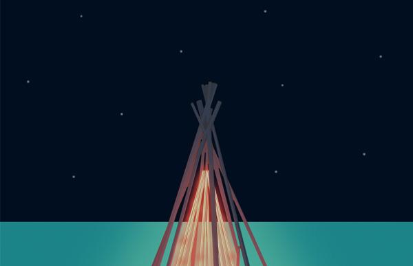 'Llum se va de camping' Off Llum 2020