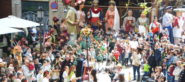 Cercavila de les Festes de Sant Josep Oriol