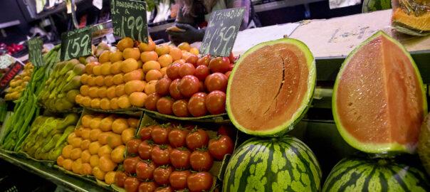 fruites d'estiu