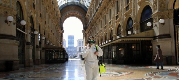 Itàlia coronavirus
