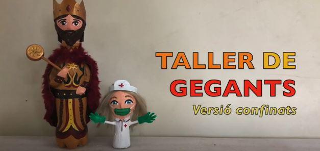 Taller de gegants - Pau Reig