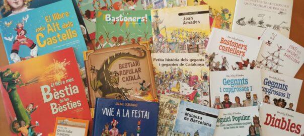 Llibres infantils i juvenils de cultura popular