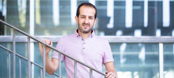 Roger Guimerà, Físic i professor a la Universitat Rovira i Virgili (Foto: RG)