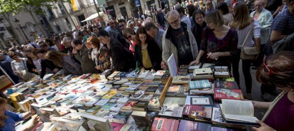 Comprar llibres sant jordi