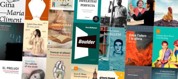 recomanacions llibres Sant Jordi 2020