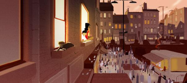 Il·lustració de Pascal Campion.