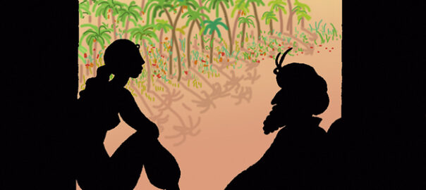 il·lustració text oasi