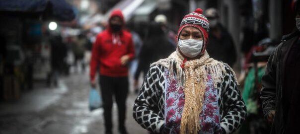 argentina Amèrica Llatina Coronavirus