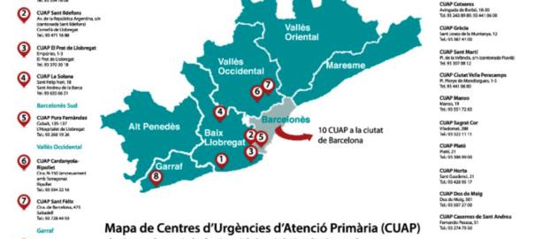regio sanitaria barcelona