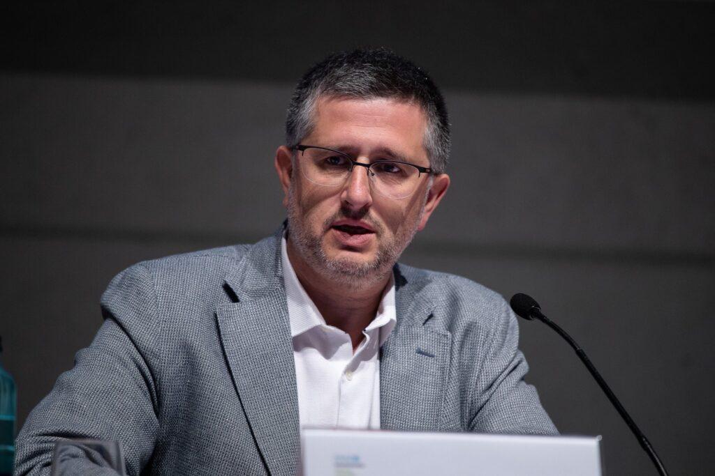 David Murillo, professor a Esade (Foto: DM)