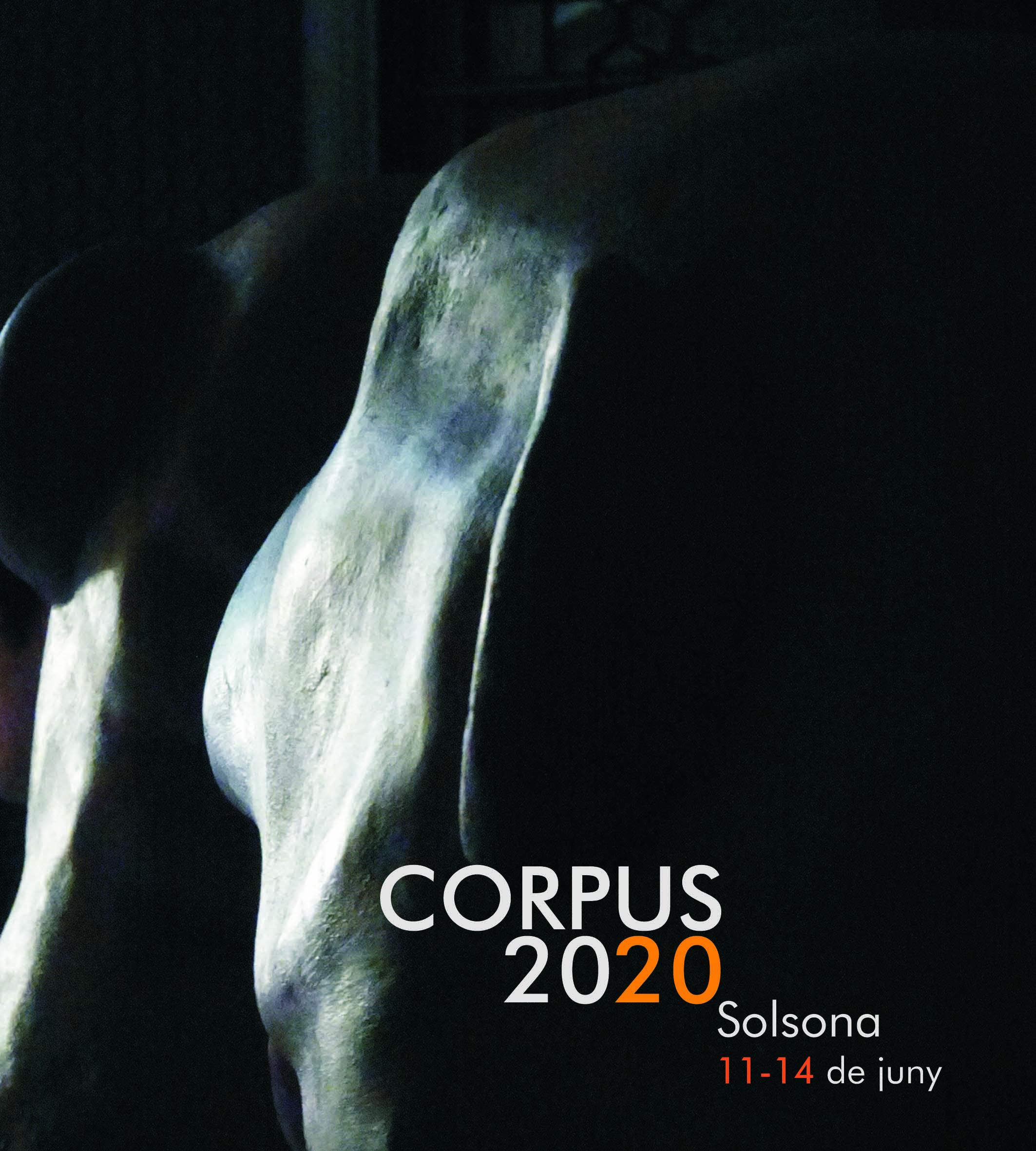 Cartell del Corpus de Solsona 2020.