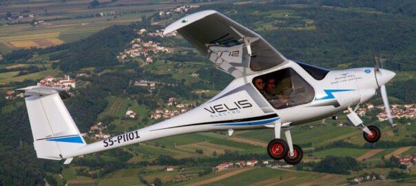 Velis Electro avió electric