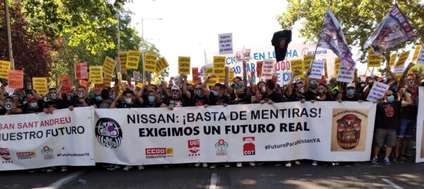 Nissan a Madrid
