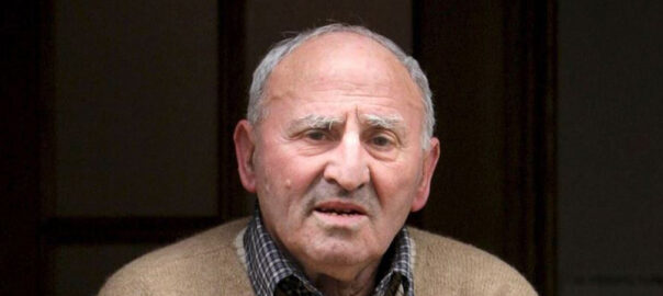 Lucio Urtubia (Foto: EFE)