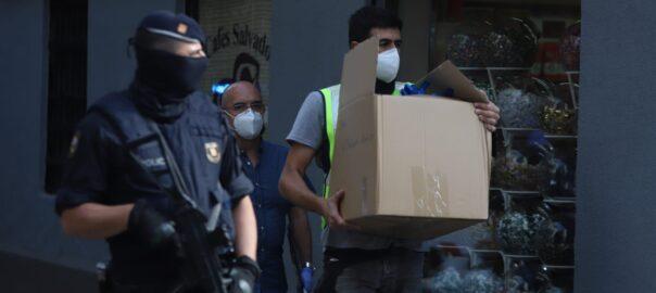 Operació antigihadista dels Mossos a la Barceloneta