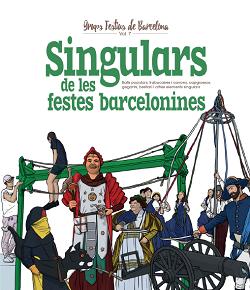 Llibre 'Singulars de les festes barcelonines'