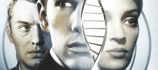cartell gattaca ciència-ficció