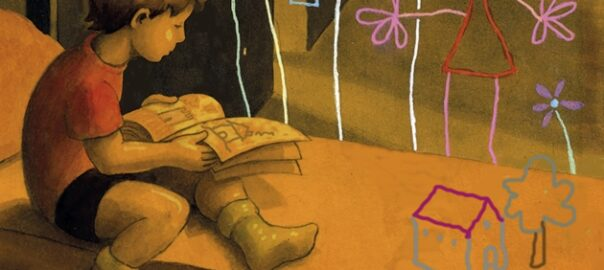 il·lustració anna sanchis aprenentatge
