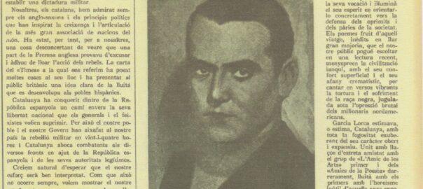 Garcia Lorca Montanyà