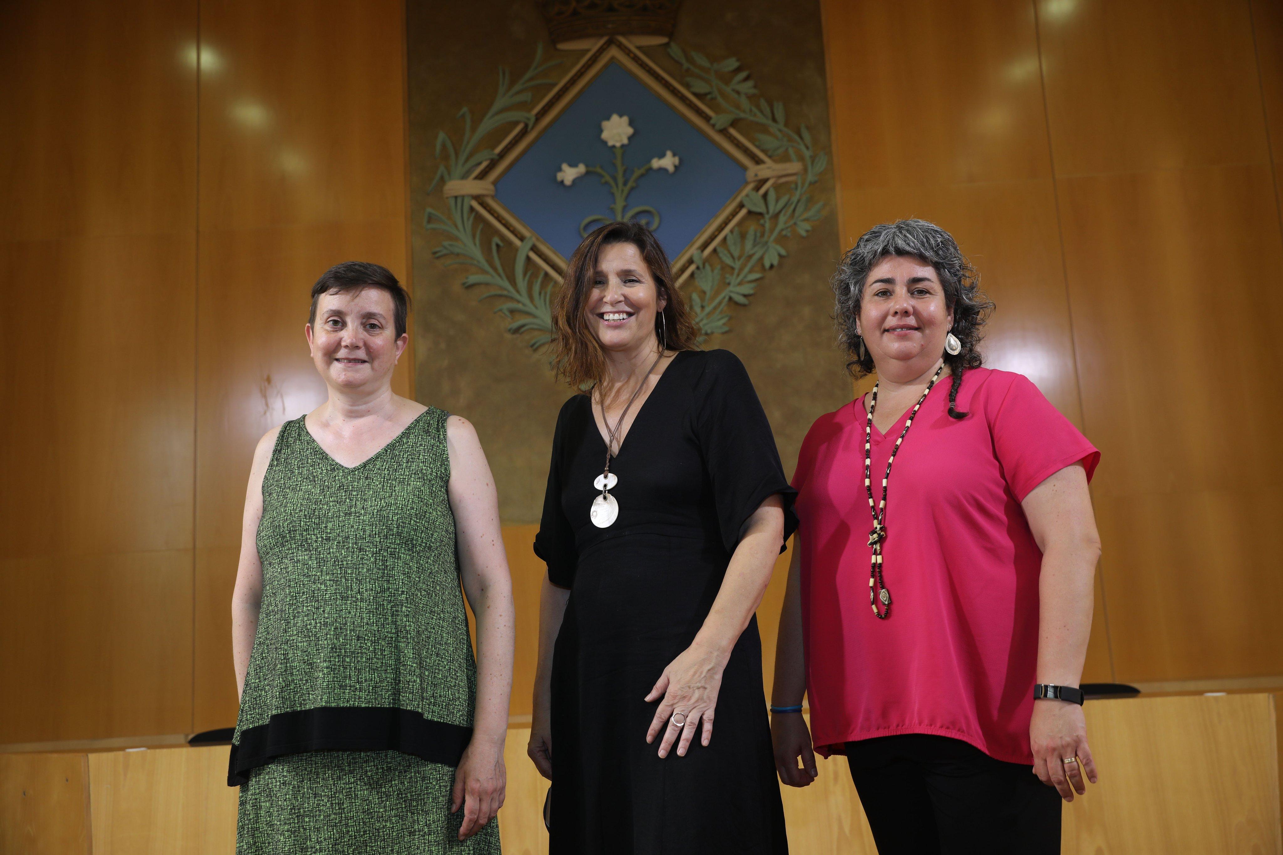 Pregoneres Festa Major de Gràcia 2020. Foto: Ajuntament de Barcelona