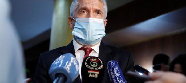 Fernando Grande-Marlaska des d'Algèria.