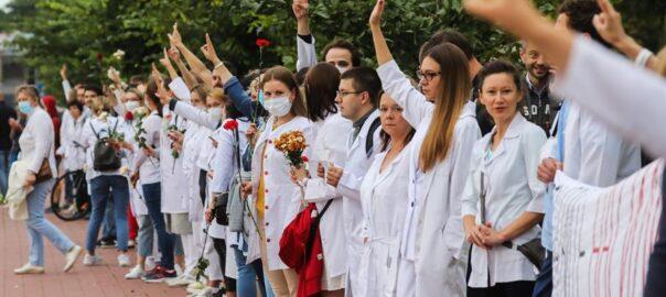 protestes bielorússia