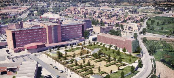 ampliació cinc hospitals