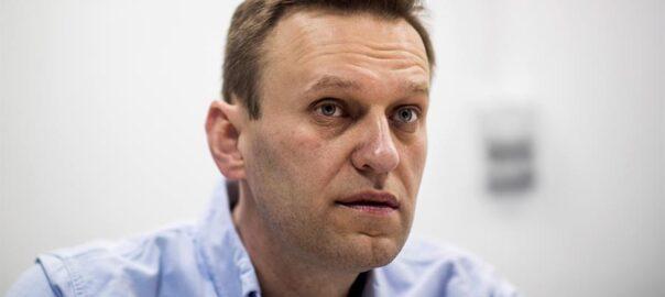 Navalni enverinat