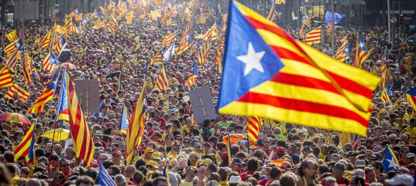 Diada 2021 Catalunya