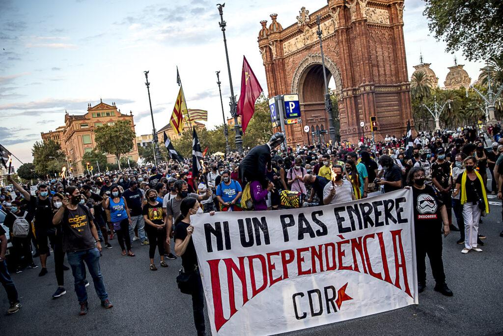El CDR Barcelonès convoca protestes a Barcelona si el Suprem confirma la inhabilitació de Torra
