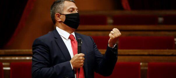 Miquel Sàmper, Interior. Parlament