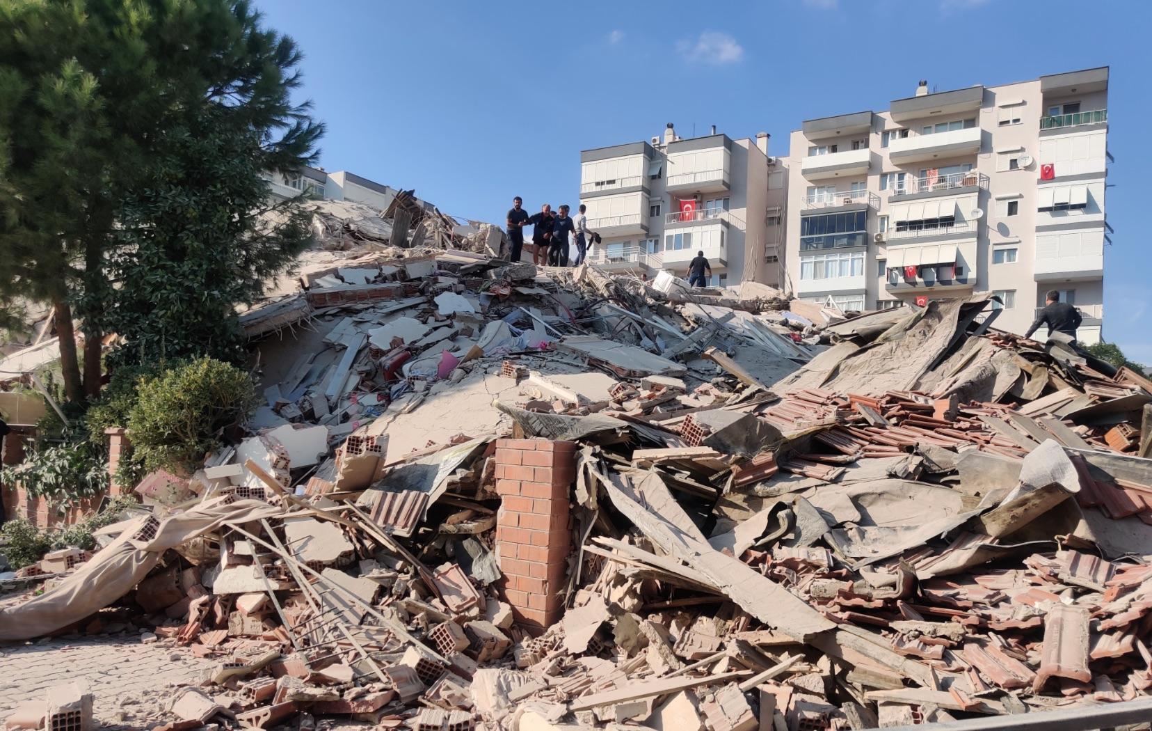Un terratrèmol de 6,6 graus al mar Egeu sacseja Grècia i Turquia