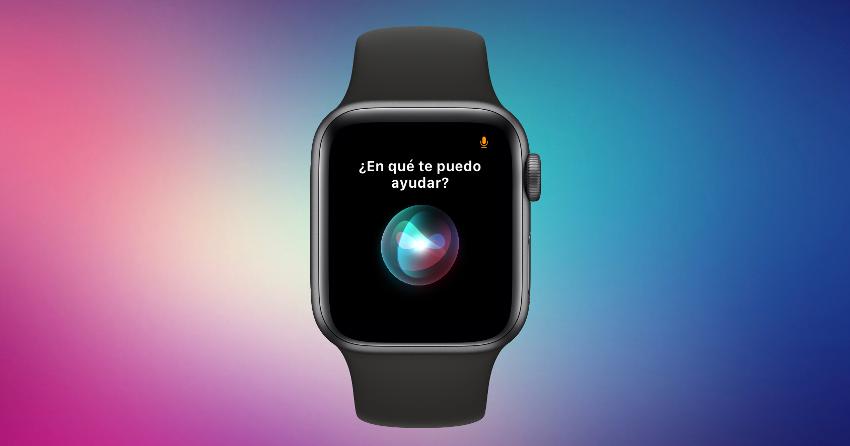L'assistent d'Apple (Siri) és disponible en diversos productes de la marca, com ara els seus rellotges.
