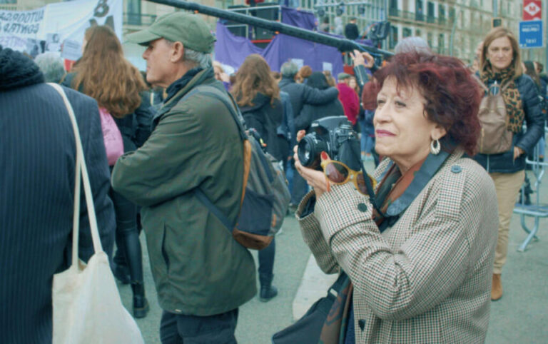La fotògrafa Pilar Aymerich