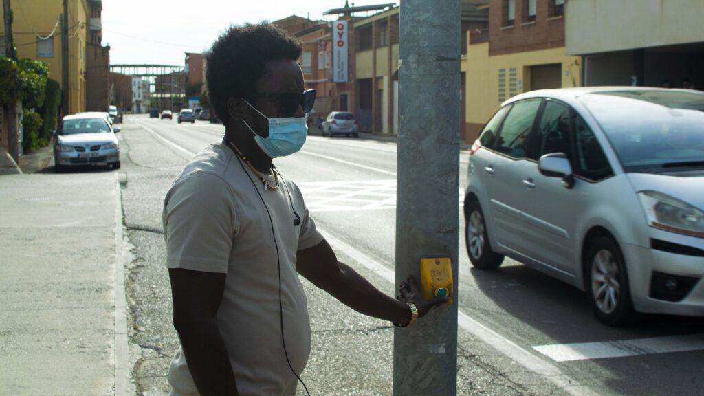 Alcarràs temporer Lleida pandèmia Amadou Tidjane