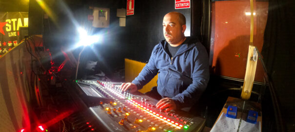 Sala Redstar Valls pandemia sales concerts Eduard Ortega