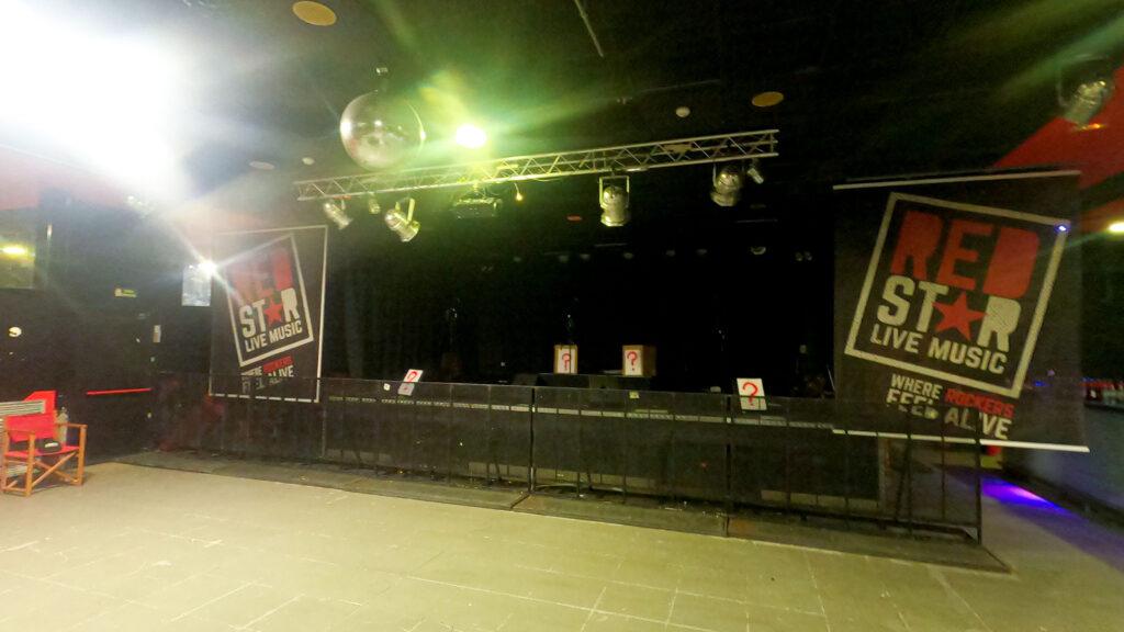 Sala Redstar Valls pandemia sales concerts