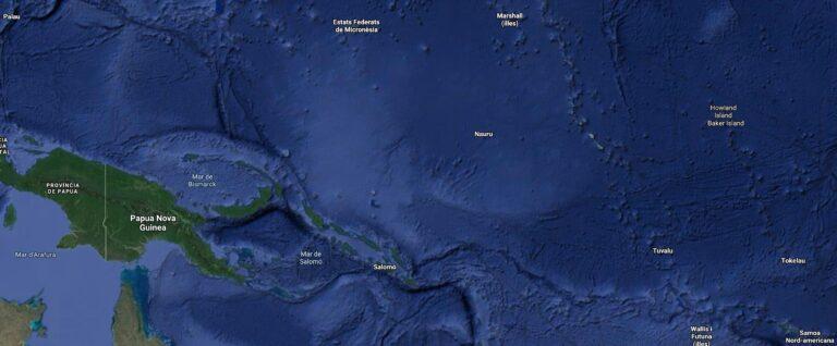 Micronèsia Polinèsia