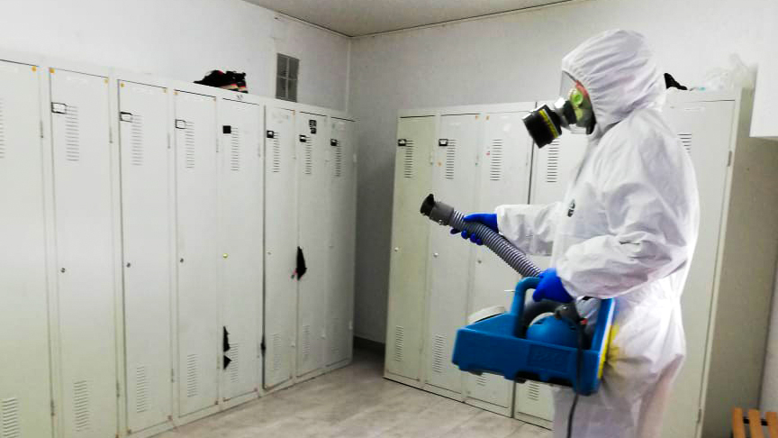 empresa desinfeccio covid coronavirus prevencontrol andorra