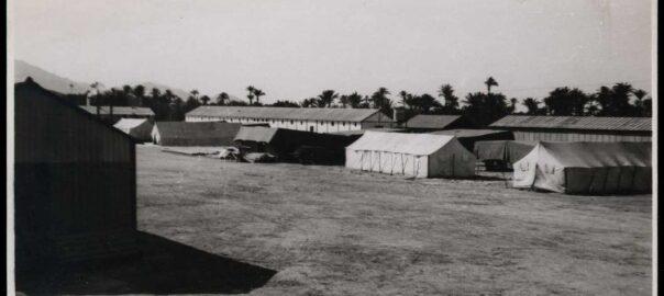 Imatge del camp d'Albatera (1936)