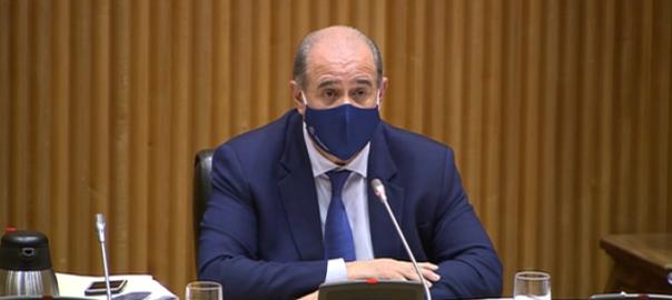 Francisco Pardo Piqueras, director de la policia espanyola