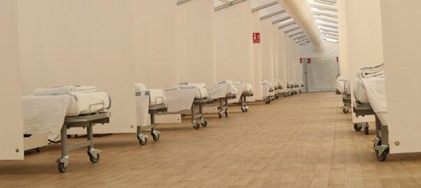 Hospital de campanya a La Fe