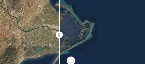 delta mapa
